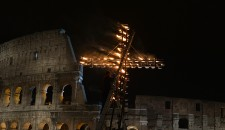 ITALY-VATICAN-POPE-EASTER-WAY OF THE CROSS